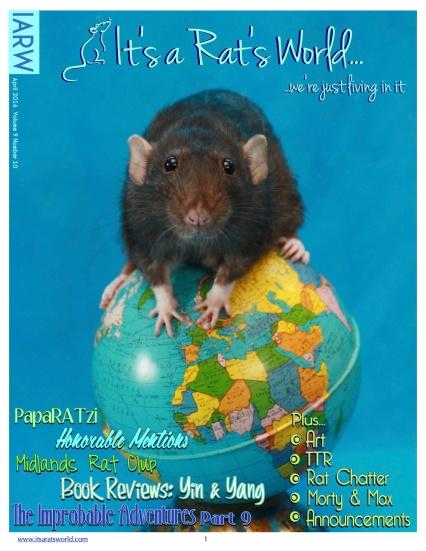 April 2016 Cover
